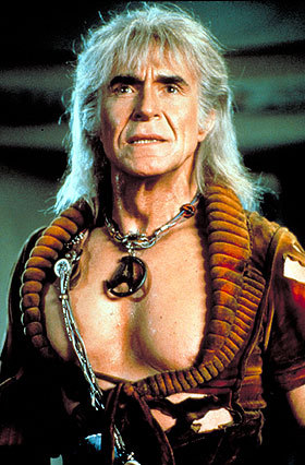 Montalban in The Wrath of Khan
